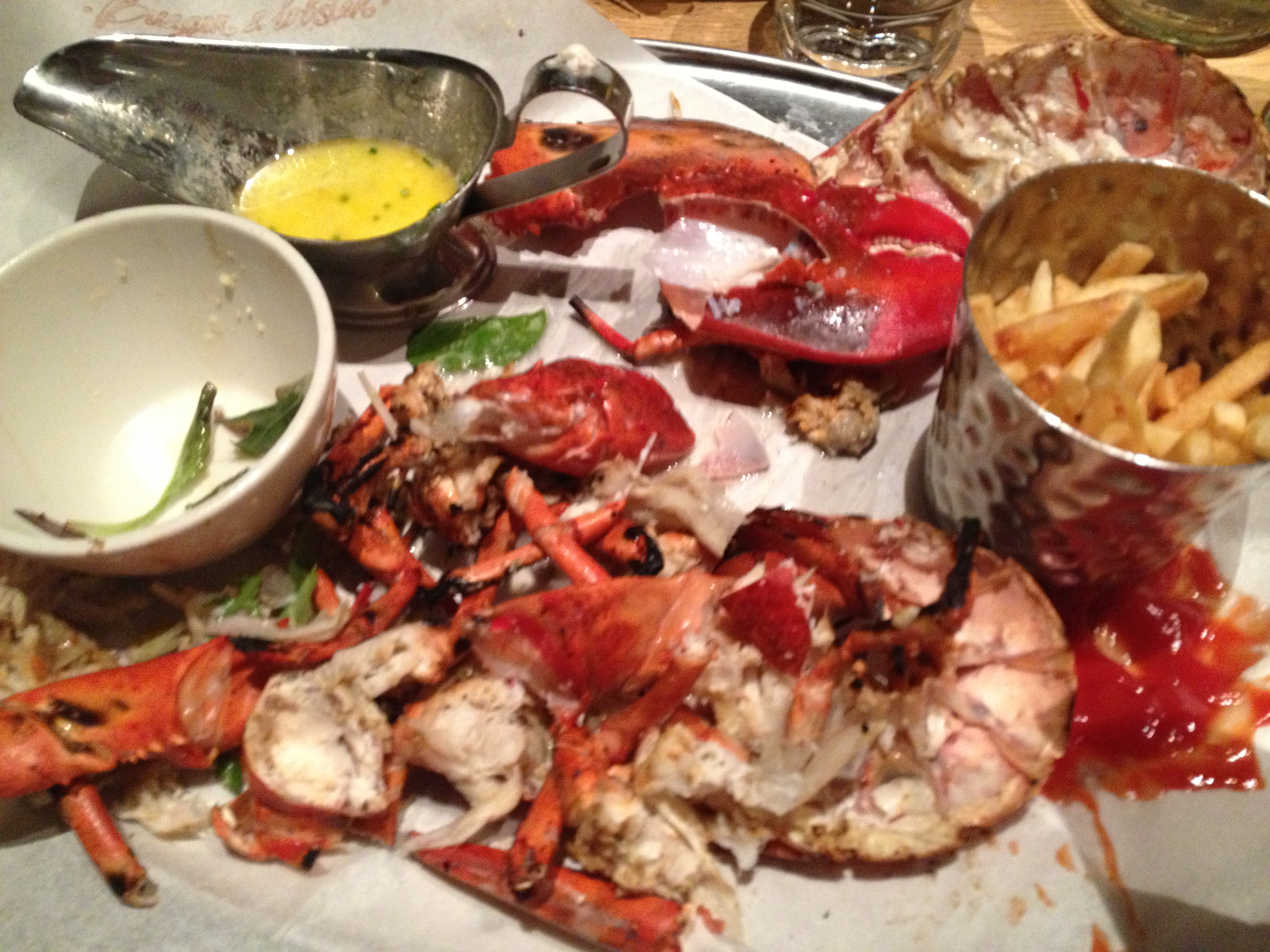 Burger and Lobster | Stuff I love to do
